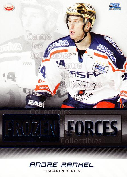 2009-10 German DEL Premium Frozen Forces #2 Andre Rankel<br/>4 In Stock - $3.00 each - <a href=https://centericecollectibles.foxycart.com/cart?name=2009-10%20German%20DEL%20Premium%20Frozen%20Forces%20%232%20Andre%20Rankel...&quantity_max=4&price=$3.00&code=381594 class=foxycart> Buy it now! </a>