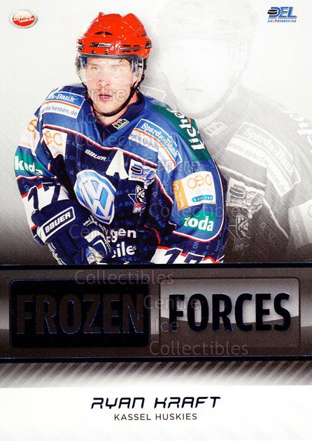 2009-10 German DEL Premium Frozen Forces #9 Ryan Kraft<br/>1 In Stock - $3.00 each - <a href=https://centericecollectibles.foxycart.com/cart?name=2009-10%20German%20DEL%20Premium%20Frozen%20Forces%20%239%20Ryan%20Kraft...&quantity_max=1&price=$3.00&code=381601 class=foxycart> Buy it now! </a>