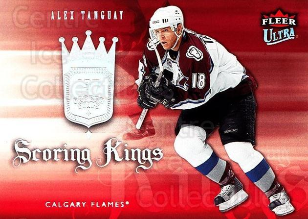 2006-07 Ultra Scoring Kings #1 Alex Tanguay<br/>1 In Stock - $2.00 each - <a href=https://centericecollectibles.foxycart.com/cart?name=2006-07%20Ultra%20Scoring%20Kings%20%231%20Alex%20Tanguay...&quantity_max=1&price=$2.00&code=381622 class=foxycart> Buy it now! </a>
