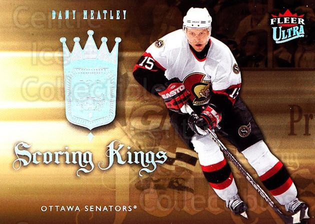 2006-07 Ultra Scoring Kings #6 Dany Heatley<br/>1 In Stock - $2.00 each - <a href=https://centericecollectibles.foxycart.com/cart?name=2006-07%20Ultra%20Scoring%20Kings%20%236%20Dany%20Heatley...&quantity_max=1&price=$2.00&code=381627 class=foxycart> Buy it now! </a>