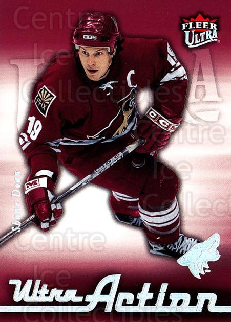 2006-07 Ultra Action #22 Shane Doan<br/>3 In Stock - $2.00 each - <a href=https://centericecollectibles.foxycart.com/cart?name=2006-07%20Ultra%20Action%20%2322%20Shane%20Doan...&quantity_max=3&price=$2.00&code=381673 class=foxycart> Buy it now! </a>