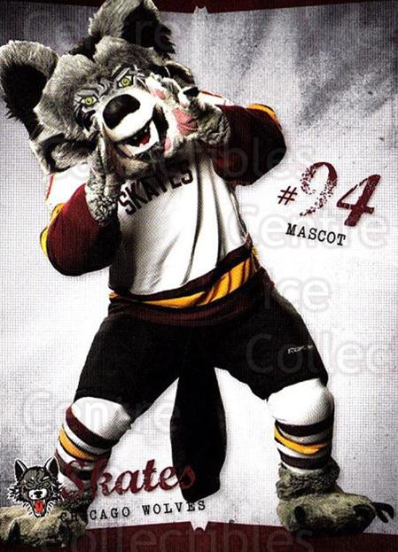 2009-10 Chicago Wolves #33 Mascot<br/>4 In Stock - $3.00 each - <a href=https://centericecollectibles.foxycart.com/cart?name=2009-10%20Chicago%20Wolves%20%2333%20Mascot...&quantity_max=4&price=$3.00&code=381840 class=foxycart> Buy it now! </a>