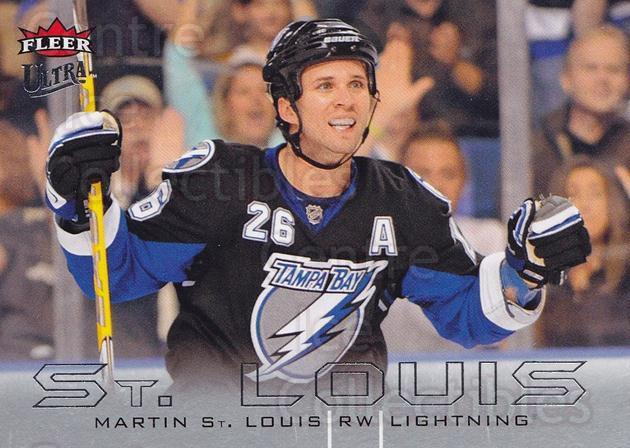2009-10 Ultra #132 Martin St. Louis<br/>1 In Stock - $1.00 each - <a href=https://centericecollectibles.foxycart.com/cart?name=2009-10%20Ultra%20%23132%20Martin%20St.%20Loui...&quantity_max=1&price=$1.00&code=382004 class=foxycart> Buy it now! </a>