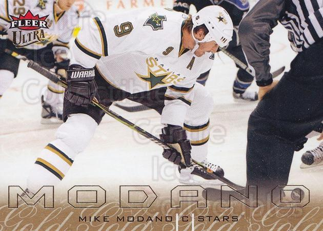 2009-10 Ultra Gold Medallion #49 Mike Modano<br/>2 In Stock - $2.00 each - <a href=https://centericecollectibles.foxycart.com/cart?name=2009-10%20Ultra%20Gold%20Medallion%20%2349%20Mike%20Modano...&quantity_max=2&price=$2.00&code=382191 class=foxycart> Buy it now! </a>