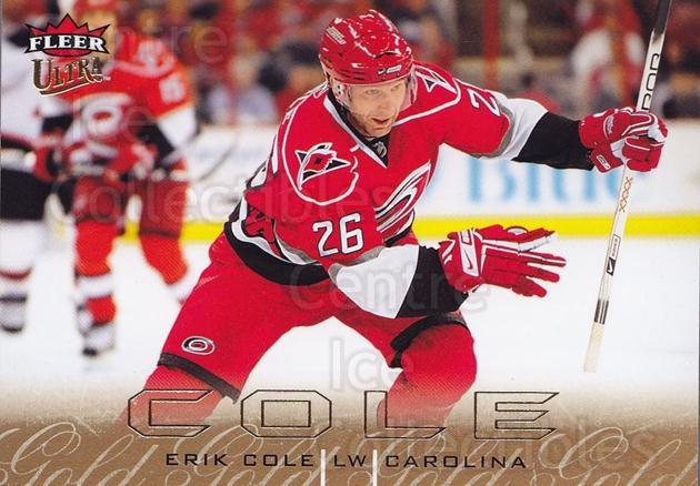 2009-10 Ultra Gold Medallion #194 Erik Cole<br/>2 In Stock - $2.00 each - <a href=https://centericecollectibles.foxycart.com/cart?name=2009-10%20Ultra%20Gold%20Medallion%20%23194%20Erik%20Cole...&quantity_max=2&price=$2.00&code=382336 class=foxycart> Buy it now! </a>