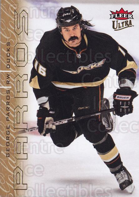 2009-10 Ultra Gold Medallion #200 George Parros<br/>2 In Stock - $2.00 each - <a href=https://centericecollectibles.foxycart.com/cart?name=2009-10%20Ultra%20Gold%20Medallion%20%23200%20George%20Parros...&quantity_max=2&price=$2.00&code=382342 class=foxycart> Buy it now! </a>
