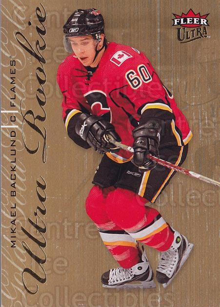 2009-10 Ultra Gold Medallion #233 Mikael Backlund<br/>1 In Stock - $3.00 each - <a href=https://centericecollectibles.foxycart.com/cart?name=2009-10%20Ultra%20Gold%20Medallion%20%23233%20Mikael%20Backlund...&quantity_max=1&price=$3.00&code=382375 class=foxycart> Buy it now! </a>