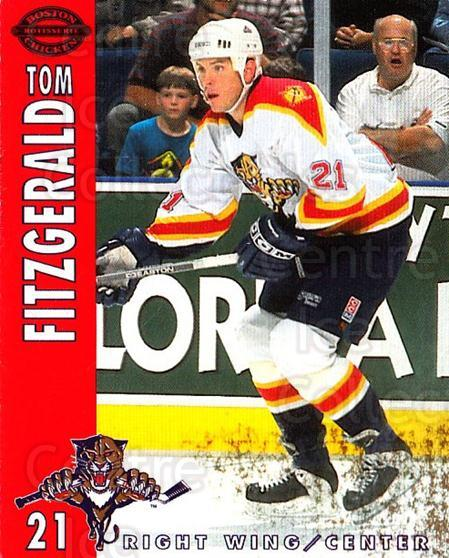 1994-95 Florida Panthers Boston Market #7 Tom Fitzgerald<br/>6 In Stock - $3.00 each - <a href=https://centericecollectibles.foxycart.com/cart?name=1994-95%20Florida%20Panthers%20Boston%20Market%20%237%20Tom%20Fitzgerald...&quantity_max=6&price=$3.00&code=382464 class=foxycart> Buy it now! </a>