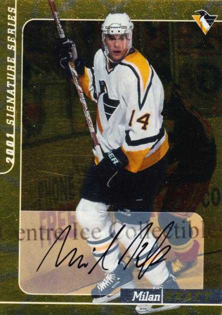 2000-01 BAP Signature Series Auto Gold #244 Milan Kraft<br/>2 In Stock - $5.00 each - <a href=https://centericecollectibles.foxycart.com/cart?name=2000-01%20BAP%20Signature%20Series%20Auto%20Gold%20%23244%20Milan%20Kraft...&quantity_max=2&price=$5.00&code=383003 class=foxycart> Buy it now! </a>