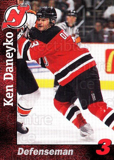 1998-99 New Jersey Devils Team Issue #8 Ken Daneyko<br/>1 In Stock - $3.00 each - <a href=https://centericecollectibles.foxycart.com/cart?name=1998-99%20New%20Jersey%20Devils%20Team%20Issue%20%238%20Ken%20Daneyko...&quantity_max=1&price=$3.00&code=384415 class=foxycart> Buy it now! </a>