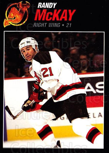 1999-00 New Jersey Devils Team Issue #21 Randy McKay<br/>2 In Stock - $3.00 each - <a href=https://centericecollectibles.foxycart.com/cart?name=1999-00%20New%20Jersey%20Devils%20Team%20Issue%20%2321%20Randy%20McKay...&quantity_max=2&price=$3.00&code=384458 class=foxycart> Buy it now! </a>