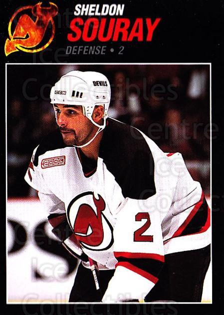 1999-00 New Jersey Devils Team Issue #28 Sheldon Souray<br/>1 In Stock - $3.00 each - <a href=https://centericecollectibles.foxycart.com/cart?name=1999-00%20New%20Jersey%20Devils%20Team%20Issue%20%2328%20Sheldon%20Souray...&quantity_max=1&price=$3.00&code=384465 class=foxycart> Buy it now! </a>