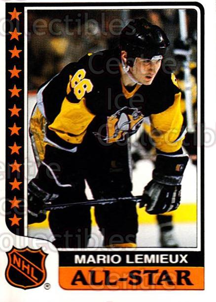 1986-87 Topps Stickers Insert #9 Mario Lemieux<br/>1 In Stock - $10.00 each - <a href=https://centericecollectibles.foxycart.com/cart?name=1986-87%20Topps%20Stickers%20Insert%20%239%20Mario%20Lemieux...&quantity_max=1&price=$10.00&code=384573 class=foxycart> Buy it now! </a>