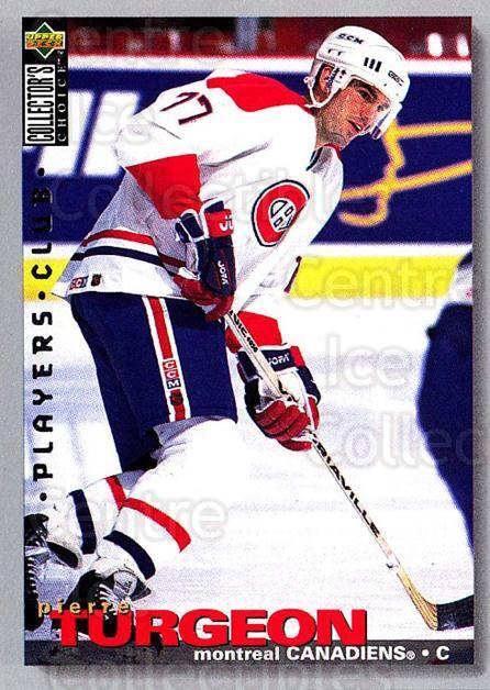 1995-96 Collectors Choice Players Club #131 Pierre Turgeon<br/>3 In Stock - $2.00 each - <a href=https://centericecollectibles.foxycart.com/cart?name=1995-96%20Collectors%20Choice%20Players%20Club%20%23131%20Pierre%20Turgeon...&quantity_max=3&price=$2.00&code=38513 class=foxycart> Buy it now! </a>