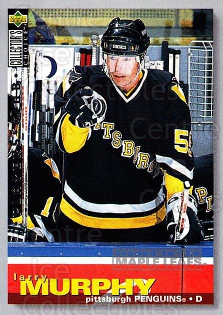 1995-96 Collectors Choice Players Club #151 Larry Murphy<br/>4 In Stock - $2.00 each - <a href=https://centericecollectibles.foxycart.com/cart?name=1995-96%20Collectors%20Choice%20Players%20Club%20%23151%20Larry%20Murphy...&quantity_max=4&price=$2.00&code=38533 class=foxycart> Buy it now! </a>