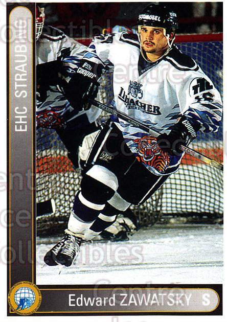 1994-95 German First League #344 Edward Zawatsky<br/>4 In Stock - $2.00 each - <a href=https://centericecollectibles.foxycart.com/cart?name=1994-95%20German%20First%20League%20%23344%20Edward%20Zawatsky...&quantity_max=4&price=$2.00&code=385365 class=foxycart> Buy it now! </a>