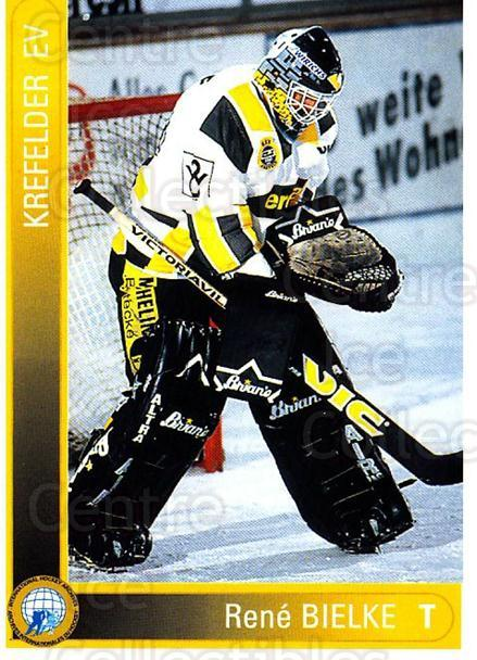 1994-95 German DEL #245 Rene Bielke<br/>4 In Stock - $2.00 each - <a href=https://centericecollectibles.foxycart.com/cart?name=1994-95%20German%20DEL%20%23245%20Rene%20Bielke...&quantity_max=4&price=$2.00&code=385621 class=foxycart> Buy it now! </a>