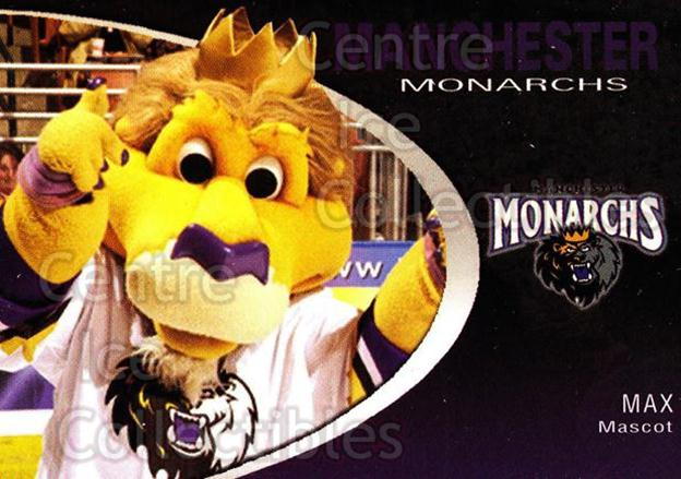 2007-08 Manchester Monarchs #24 Mascot<br/>4 In Stock - $3.00 each - <a href=https://centericecollectibles.foxycart.com/cart?name=2007-08%20Manchester%20Monarchs%20%2324%20Mascot...&quantity_max=4&price=$3.00&code=385864 class=foxycart> Buy it now! </a>