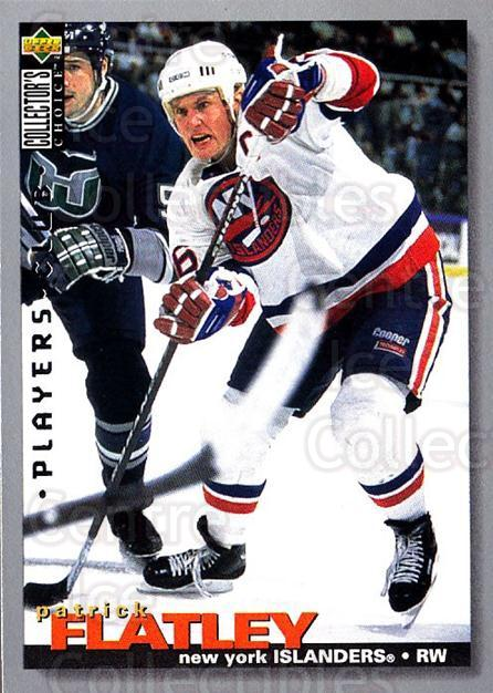 1995-96 Collectors Choice Players Club #202 Pat Flatley<br/>4 In Stock - $2.00 each - <a href=https://centericecollectibles.foxycart.com/cart?name=1995-96%20Collectors%20Choice%20Players%20Club%20%23202%20Pat%20Flatley...&quantity_max=4&price=$2.00&code=38589 class=foxycart> Buy it now! </a>