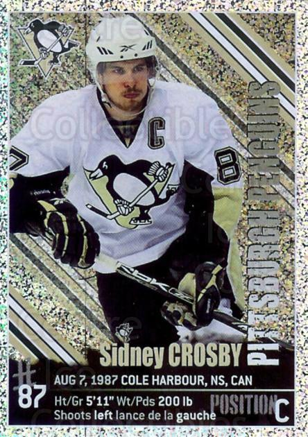 2009-10 Panini Stickers #125 Sidney Crosby<br/>1 In Stock - $3.00 each - <a href=https://centericecollectibles.foxycart.com/cart?name=2009-10%20Panini%20Stickers%20%23125%20Sidney%20Crosby...&price=$3.00&code=386007 class=foxycart> Buy it now! </a>