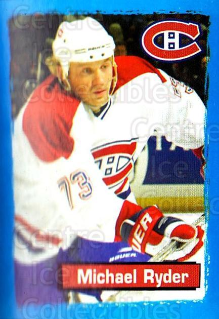 2003-04 Panini Stickers #68 Michael Ryder<br/>3 In Stock - $1.00 each - <a href=https://centericecollectibles.foxycart.com/cart?name=2003-04%20Panini%20Stickers%20%2368%20Michael%20Ryder...&quantity_max=3&price=$1.00&code=386605 class=foxycart> Buy it now! </a>