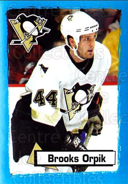 2003-04 Panini Stickers #156 Brooks Orpik<br/>2 In Stock - $1.00 each - <a href=https://centericecollectibles.foxycart.com/cart?name=2003-04%20Panini%20Stickers%20%23156%20Brooks%20Orpik...&quantity_max=2&price=$1.00&code=386611 class=foxycart> Buy it now! </a>