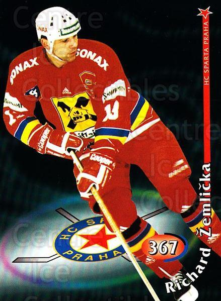 1998-99 Czech OFS #367 Richard Zemlicka<br/>1 In Stock - $2.00 each - <a href=https://centericecollectibles.foxycart.com/cart?name=1998-99%20Czech%20OFS%20%23367%20Richard%20Zemlick...&quantity_max=1&price=$2.00&code=386651 class=foxycart> Buy it now! </a>