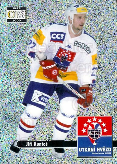 1999-00 Czech OFS AS Game Silver #518 Jiri Kuntos<br/>1 In Stock - $5.00 each - <a href=https://centericecollectibles.foxycart.com/cart?name=1999-00%20Czech%20OFS%20AS%20Game%20Silver%20%23518%20Jiri%20Kuntos...&quantity_max=1&price=$5.00&code=386810 class=foxycart> Buy it now! </a>