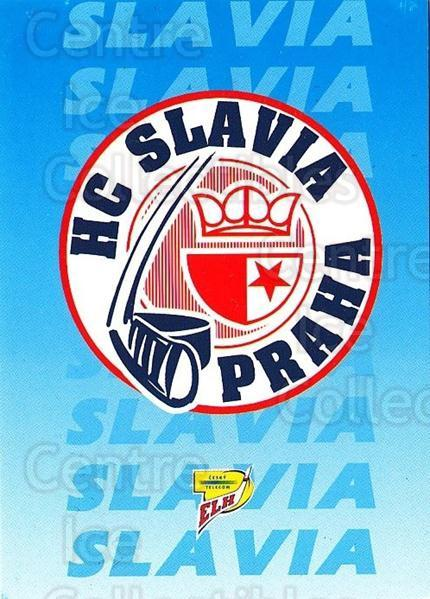 2001-02 Czech OFS Team Cards #1 HC Slavia Praha<br/>1 In Stock - $2.00 each - <a href=https://centericecollectibles.foxycart.com/cart?name=2001-02%20Czech%20OFS%20Team%20Cards%20%231%20HC%20Slavia%20Praha...&price=$2.00&code=387154 class=foxycart> Buy it now! </a>