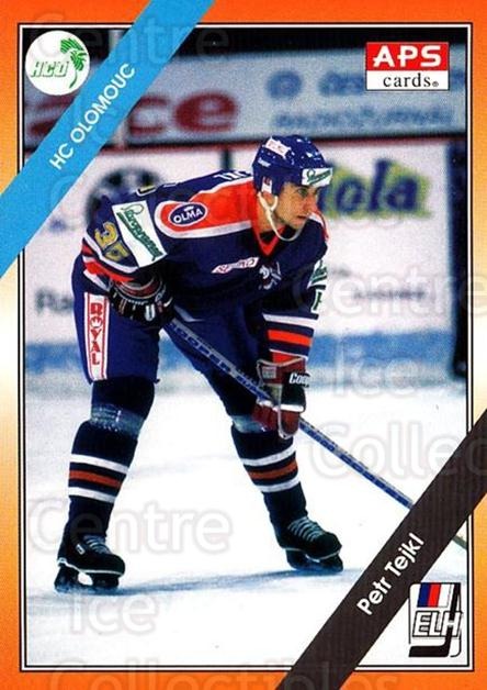 1994-95 Czech APS Extraliga #4 Petr Tejkl<br/>3 In Stock - $2.00 each - <a href=https://centericecollectibles.foxycart.com/cart?name=1994-95%20Czech%20APS%20Extraliga%20%234%20Petr%20Tejkl...&quantity_max=3&price=$2.00&code=388274 class=foxycart> Buy it now! </a>