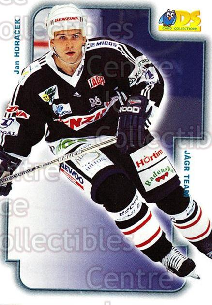 2001-02 Czech DS #31 Jan Horacek<br/>2 In Stock - $2.00 each - <a href=https://centericecollectibles.foxycart.com/cart?name=2001-02%20Czech%20DS%20%2331%20Jan%20Horacek...&price=$2.00&code=389290 class=foxycart> Buy it now! </a>