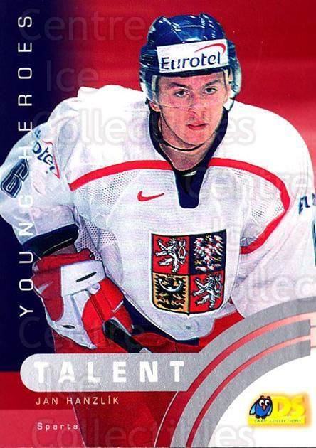 2002-03 Czech DS #66 Jan Hanzlik<br/>4 In Stock - $2.00 each - <a href=https://centericecollectibles.foxycart.com/cart?name=2002-03%20Czech%20DS%20%2366%20Jan%20Hanzlik...&quantity_max=4&price=$2.00&code=389425 class=foxycart> Buy it now! </a>