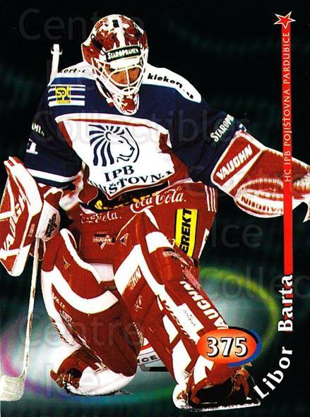 1998-99 Czech OFS #375 Libor Barta<br/>1 In Stock - $2.00 each - <a href=https://centericecollectibles.foxycart.com/cart?name=1998-99%20Czech%20OFS%20%23375%20Libor%20Barta...&price=$2.00&code=389749 class=foxycart> Buy it now! </a>