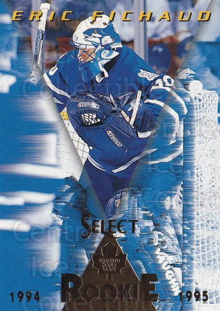 1994-95 Select #188 Eric Fichaud<br/>1 In Stock - $1.00 each - <a href=https://centericecollectibles.foxycart.com/cart?name=1994-95%20Select%20%23188%20Eric%20Fichaud...&quantity_max=1&price=$1.00&code=389896 class=foxycart> Buy it now! </a>