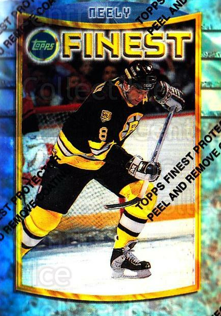 1994-95 Finest Refractors #22 Cam Neely<br/>2 In Stock - $5.00 each - <a href=https://centericecollectibles.foxycart.com/cart?name=1994-95%20Finest%20Refractors%20%2322%20Cam%20Neely...&quantity_max=2&price=$5.00&code=389986 class=foxycart> Buy it now! </a>
