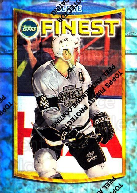 1994-95 Finest Refractors #45 Rob Blake<br/>1 In Stock - $5.00 each - <a href=https://centericecollectibles.foxycart.com/cart?name=1994-95%20Finest%20Refractors%20%2345%20Rob%20Blake...&quantity_max=1&price=$5.00&code=390007 class=foxycart> Buy it now! </a>