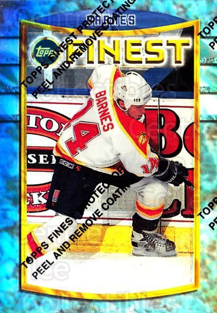 1994-95 Finest Refractors #66 Stu Barnes<br/>1 In Stock - $5.00 each - <a href=https://centericecollectibles.foxycart.com/cart?name=1994-95%20Finest%20Refractors%20%2366%20Stu%20Barnes...&quantity_max=1&price=$5.00&code=390029 class=foxycart> Buy it now! </a>