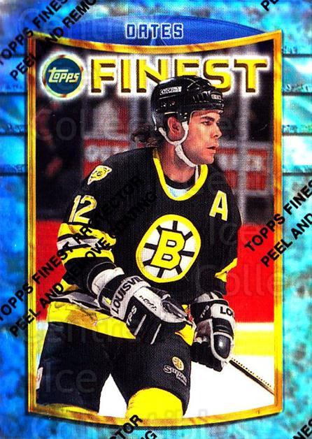 1994-95 Finest Refractors #67 Adam Oates<br/>1 In Stock - $5.00 each - <a href=https://centericecollectibles.foxycart.com/cart?name=1994-95%20Finest%20Refractors%20%2367%20Adam%20Oates...&quantity_max=1&price=$5.00&code=390030 class=foxycart> Buy it now! </a>