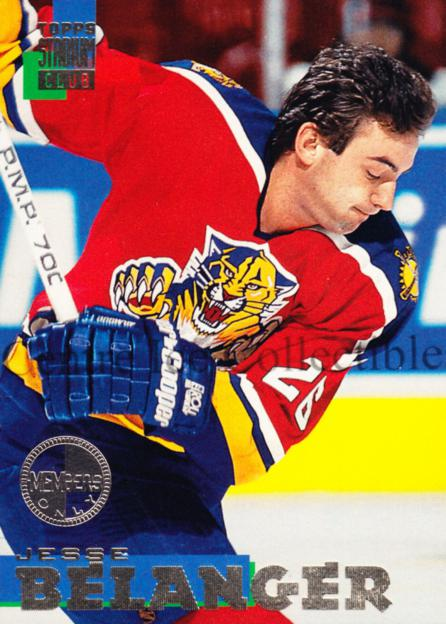 1994-95 Stadium Club Members Only #63 Jesse Belanger<br/>4 In Stock - $5.00 each - <a href=https://centericecollectibles.foxycart.com/cart?name=1994-95%20Stadium%20Club%20Members%20Only%20%2363%20Jesse%20Belanger...&quantity_max=4&price=$5.00&code=390074 class=foxycart> Buy it now! </a>