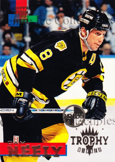 1994-95 Stadium Club Members Only #266 Cam Neely<br/>3 In Stock - $5.00 each - <a href=https://centericecollectibles.foxycart.com/cart?name=1994-95%20Stadium%20Club%20Members%20Only%20%23266%20Cam%20Neely...&quantity_max=3&price=$5.00&code=390262 class=foxycart> Buy it now! </a>