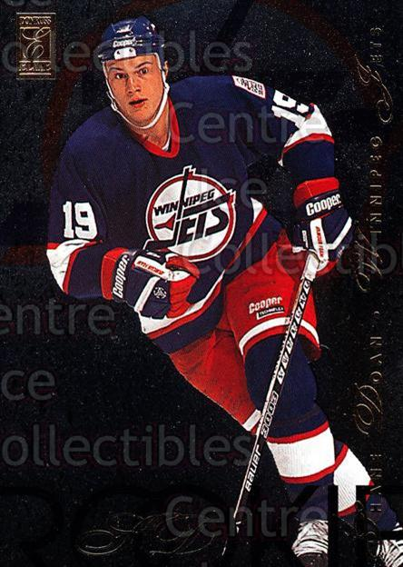 1995-96 Donruss Elite Rookies #13 Shane Doan<br/>12 In Stock - $2.00 each - <a href=https://centericecollectibles.foxycart.com/cart?name=1995-96%20Donruss%20Elite%20Rookies%20%2313%20Shane%20Doan...&quantity_max=12&price=$2.00&code=39032 class=foxycart> Buy it now! </a>