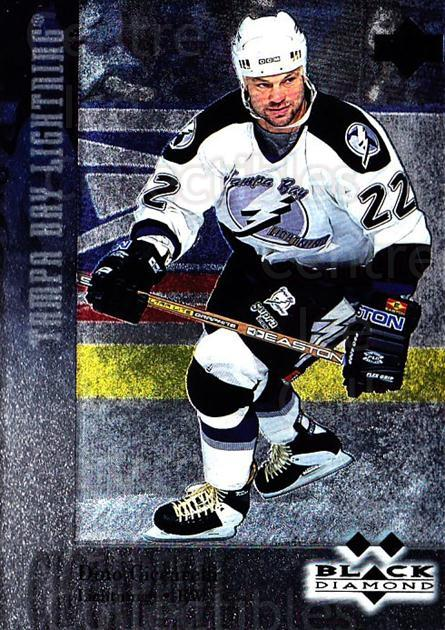 1996-97 Black Diamond #148 Dino Ciccarelli<br/>2 In Stock - $3.00 each - <a href=https://centericecollectibles.foxycart.com/cart?name=1996-97%20Black%20Diamond%20%23148%20Dino%20Ciccarelli...&quantity_max=2&price=$3.00&code=390757 class=foxycart> Buy it now! </a>