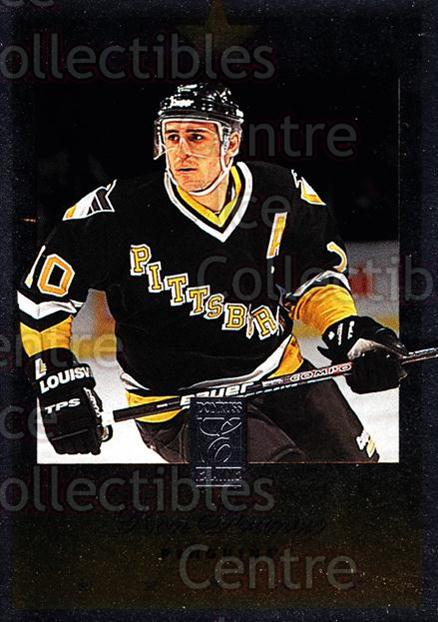 1995-96 Donruss Elite #40 Ron Francis<br/>7 In Stock - $1.00 each - <a href=https://centericecollectibles.foxycart.com/cart?name=1995-96%20Donruss%20Elite%20%2340%20Ron%20Francis...&quantity_max=7&price=$1.00&code=39117 class=foxycart> Buy it now! </a>