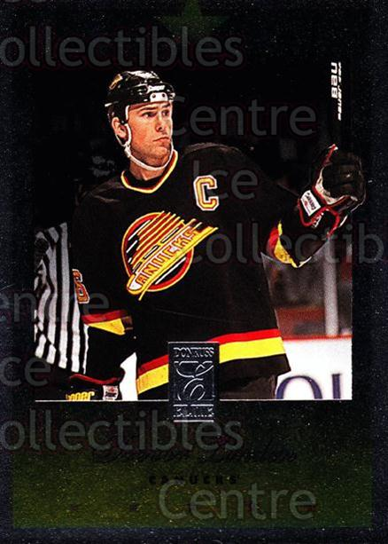 1995-96 Donruss Elite #45 Trevor Linden<br/>7 In Stock - $1.00 each - <a href=https://centericecollectibles.foxycart.com/cart?name=1995-96%20Donruss%20Elite%20%2345%20Trevor%20Linden...&quantity_max=7&price=$1.00&code=39122 class=foxycart> Buy it now! </a>