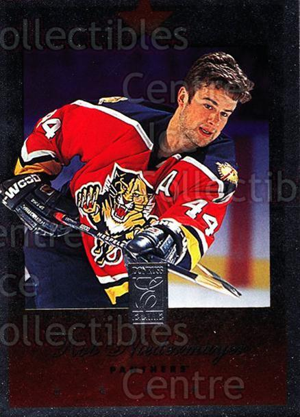 1995-96 Donruss Elite #65 Rob Niedermayer<br/>6 In Stock - $1.00 each - <a href=https://centericecollectibles.foxycart.com/cart?name=1995-96%20Donruss%20Elite%20%2365%20Rob%20Niedermayer...&quantity_max=6&price=$1.00&code=39142 class=foxycart> Buy it now! </a>