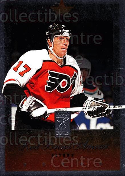 1995-96 Donruss Elite #91 Rod Brind'Amour<br/>7 In Stock - $1.00 each - <a href=https://centericecollectibles.foxycart.com/cart?name=1995-96%20Donruss%20Elite%20%2391%20Rod%20Brind'Amour...&quantity_max=7&price=$1.00&code=39171 class=foxycart> Buy it now! </a>