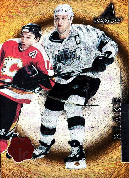 1997-98 Pinnacle Artists Proofs #64 Rob Blake<br/>1 In Stock - $5.00 each - <a href=https://centericecollectibles.foxycart.com/cart?name=1997-98%20Pinnacle%20Artists%20Proofs%20%2364%20Rob%20Blake...&quantity_max=1&price=$5.00&code=391755 class=foxycart> Buy it now! </a>