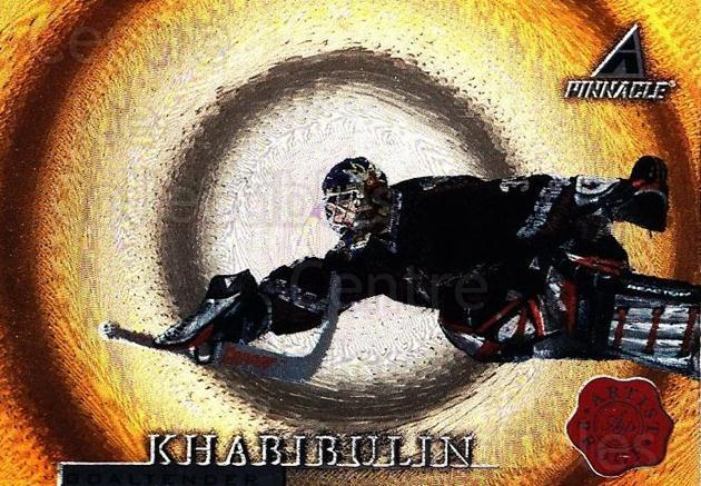 1997-98 Pinnacle Artists Proofs #94 Nikolai Khabibulin<br/>1 In Stock - $5.00 each - <a href=https://centericecollectibles.foxycart.com/cart?name=1997-98%20Pinnacle%20Artists%20Proofs%20%2394%20Nikolai%20Khabibu...&quantity_max=1&price=$5.00&code=391788 class=foxycart> Buy it now! </a>