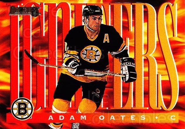 1995-96 Donruss Igniters #1 Adam Oates<br/>2 In Stock - $10.00 each - <a href=https://centericecollectibles.foxycart.com/cart?name=1995-96%20Donruss%20Igniters%20%231%20Adam%20Oates...&quantity_max=2&price=$10.00&code=39180 class=foxycart> Buy it now! </a>