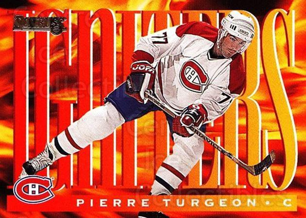 1995-96 Donruss Igniters #4 Pierre Turgeon<br/>1 In Stock - $10.00 each - <a href=https://centericecollectibles.foxycart.com/cart?name=1995-96%20Donruss%20Igniters%20%234%20Pierre%20Turgeon...&quantity_max=1&price=$10.00&code=39184 class=foxycart> Buy it now! </a>